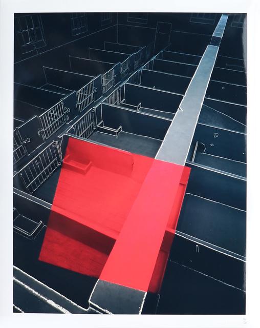 Georges Rousse, 'Cambrai (1996)', 2000, Eyestorm