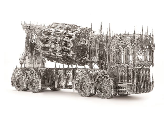 , 'Cement Truck,' 2013, Gallery Hyundai