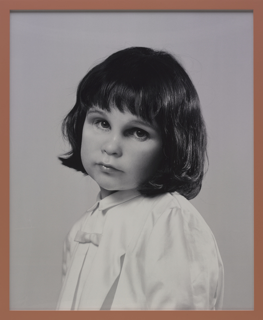 , 'Self Portrait at Three Years Old,' 2004, Statens Museum for Kunst