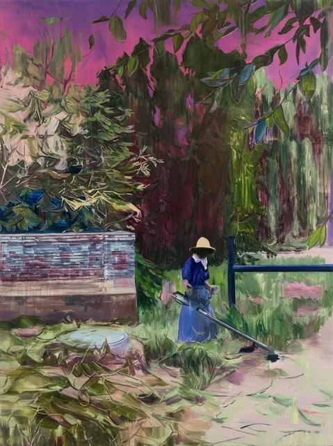 , 'Land of Seclusion,' 2018, Tang Contemporary Art