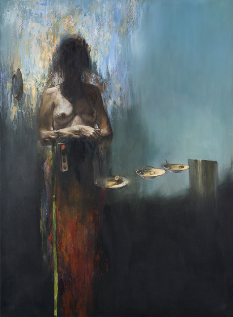 , 'Lunch,' 2013, Léna & Roselli Gallery