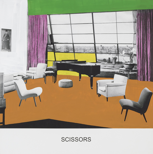 , 'SCISSORS,' 2015, Mai 36 Galerie