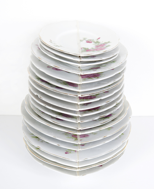 , 'Mendings (plate),' 2012, Green Art Gallery