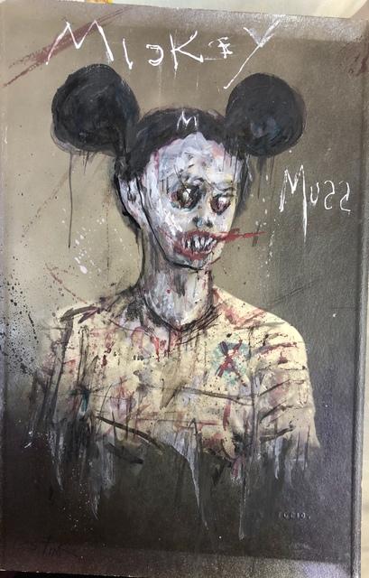 , 'Club Kid,' 2019, Pigalle Gallery