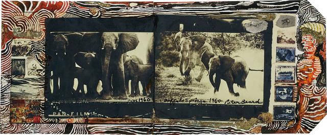 Peter Beard, 'Buffalo Springs, Kenya, June', 1960, Phillips