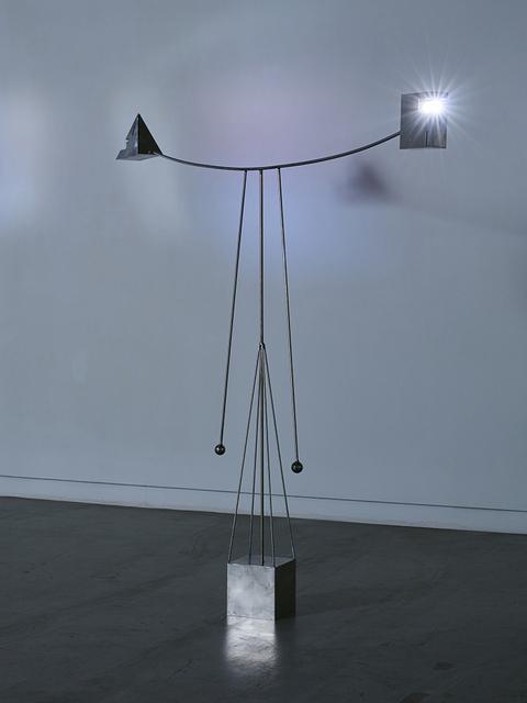 , 'Parhelia III,' 2015, Blindspot Gallery