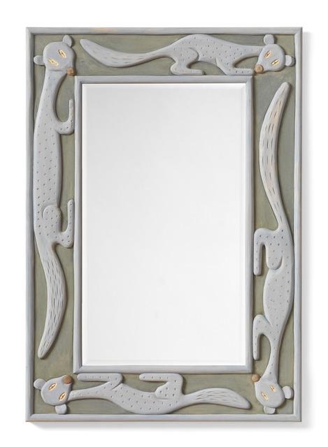 , 'Squirrel Mirror,' 2012, Gallery NAGA