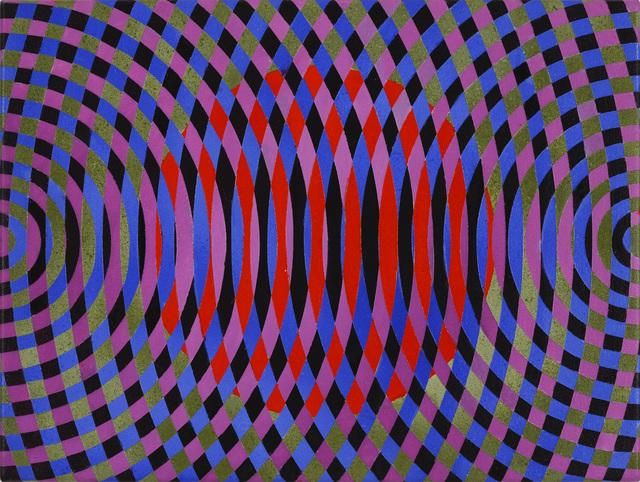 , 'Sonic Fragment No. 63,' 2016, Ethan Cohen New York
