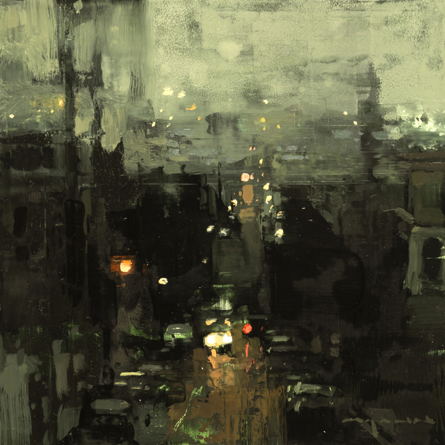, 'Cityscape - Composed Form Study No. 25,' , Gallery 1261