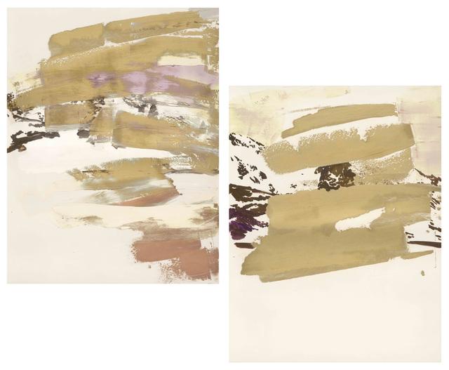 , 'Study of Landscape 82,' 2017, Aki Gallery