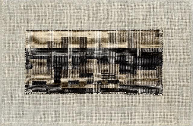 Anni Albers, 'City', 1949, ARS/Art Resource