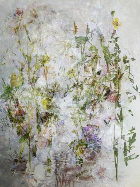 , 'Moving Flowers #1,' 2020, FLATLAND