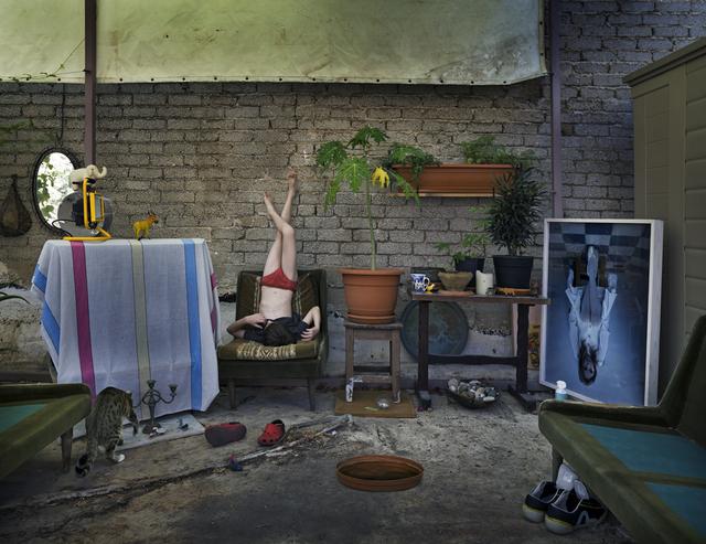 , 'Yellow Deer (Thirteen Series),' 2008-2009, Zemack Contemporary Art