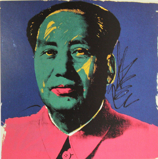 Andy Warhol, 'Mao (FS II.93)', 1972, Revolver Gallery