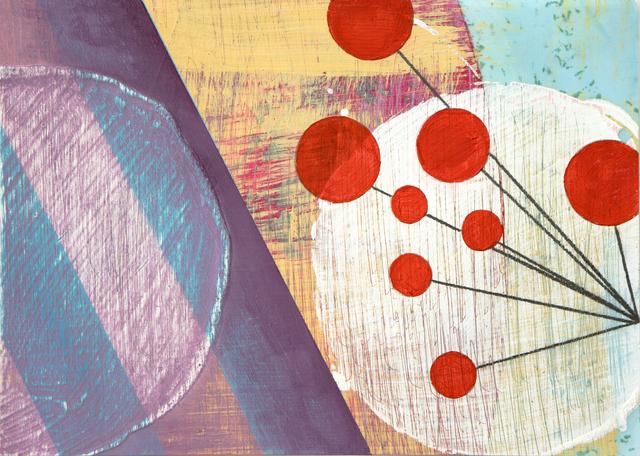 , 'Plot,' 2015, ART MORA