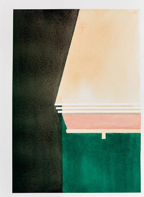 , 'Temple II,' 2017, Galerie Laurence Bernard