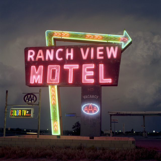 Steve Fitch, 'Highways 54, 60 &285, Vaughn New Mexico, June 1979', 1979, Kopeikin Gallery