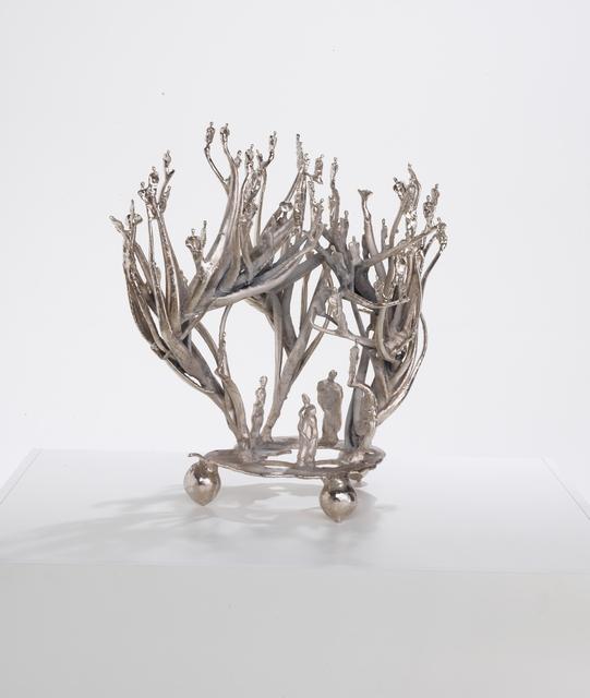 , 'Aloestrauchsteherort,' 2013, Galerie Elisabeth & Klaus Thoman