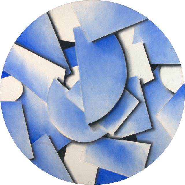 , 'Blue Fire 蓝色火焰,' 2011, Galerie Dumonteil