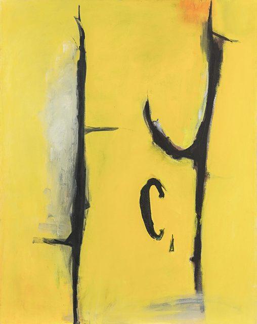 , 'Yellow Experiment,' 1950-1960s, Rosenberg & Co.