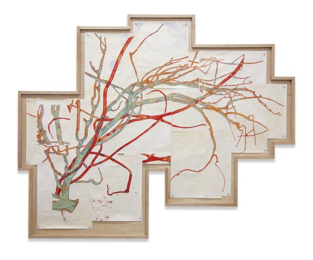 Doug & Mike Starn, 'Seaweed 2', 2011, HackelBury Fine Art