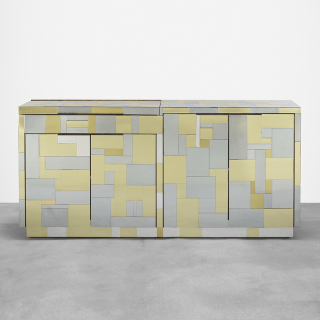 Paul Evans, 'Cityscape bar cabinet from the PE 200 series', c. 1975, Wright