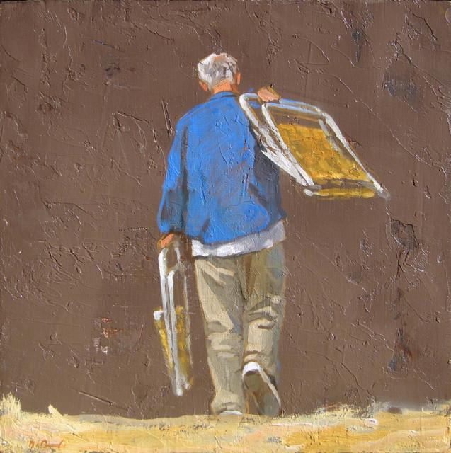 , 'Beach Egress,' 2010, BoxHeart