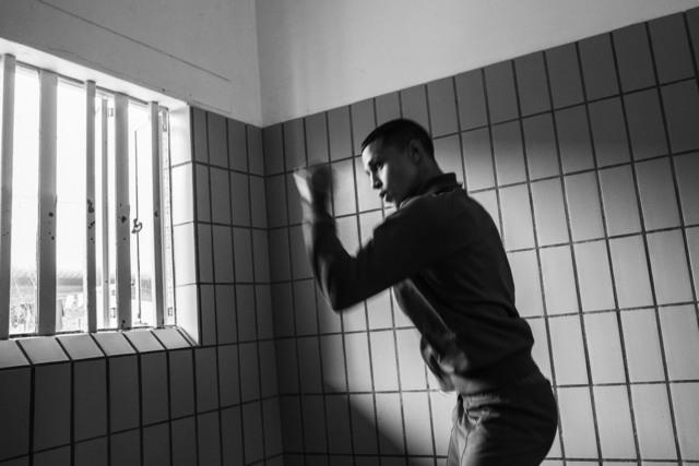 , 'Untitled I,' 2017, EBONY/CURATED