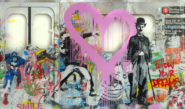 , 'Chaplin,' 2018, Contessa Gallery