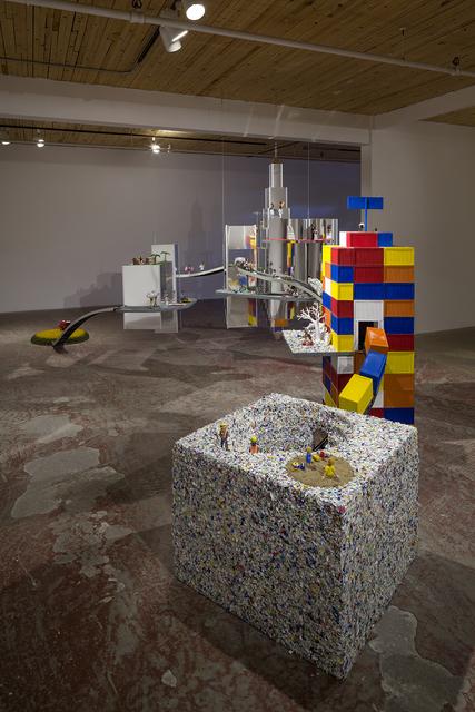 Karine Giboulo, 'City of Dreams', 2013, Art Mûr
