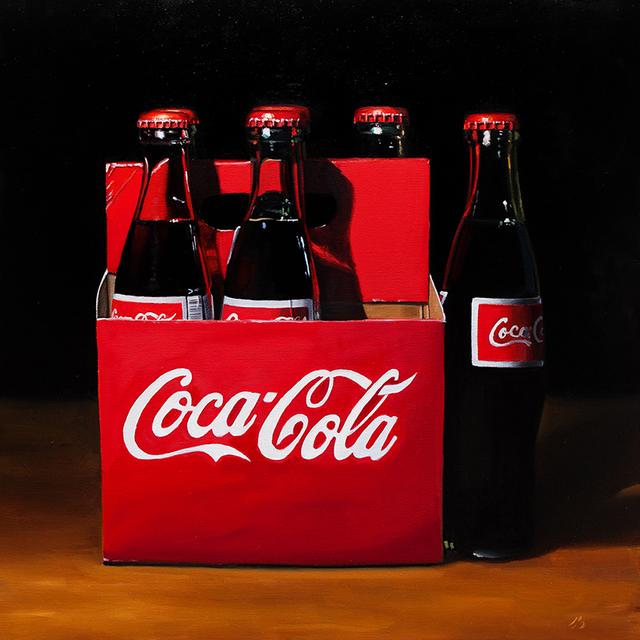 James Zamora, 'Coca Cola', 2017, Ro2 Art