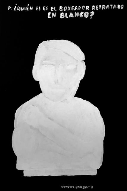 , 'Arthur Cravan,' 2018, Sapar Contemporary