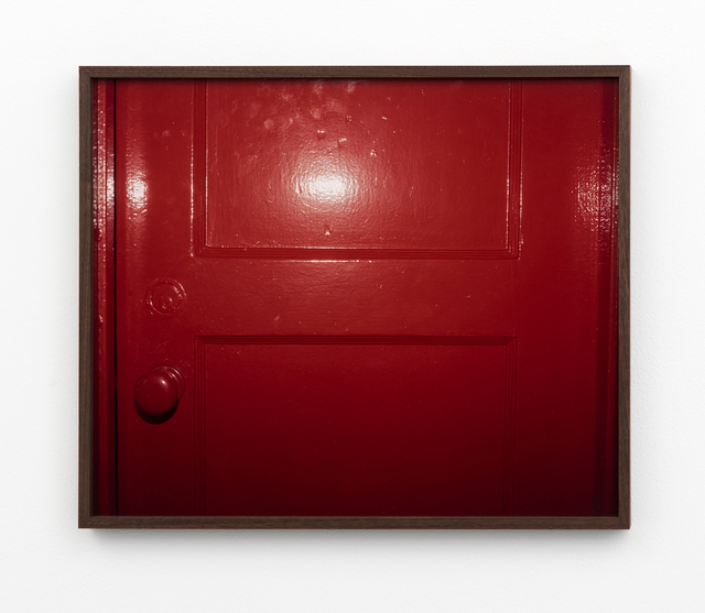 , 'Red Door,' 2018, Patron