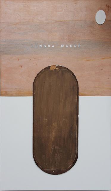 , 'Lengua madre,' 2017, le laboratoire