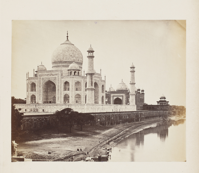 , 'Taj Mahal, Agra,' unknown, Sarmaya