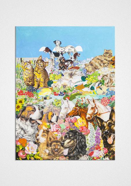 Nikita Kravtsov, 'Untitled', 2017, Port agency