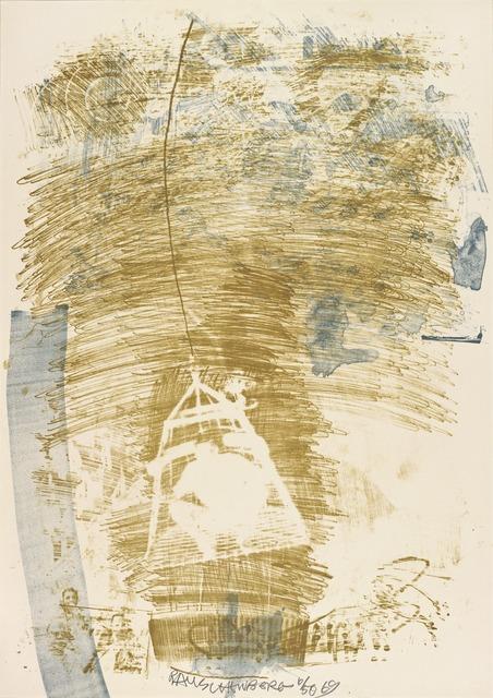Robert Rauschenberg, 'Spore (Stoned Moon)', 1969, San Francisco Museum of Modern Art (SFMOMA)