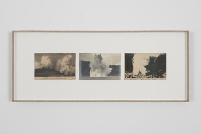 , 'Tres postals 1,' 1982, NoguerasBlanchard