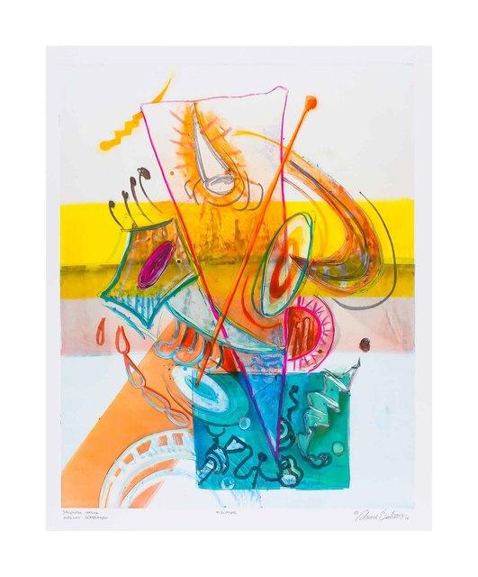 , 'Salonen Mellow Separation,' 2017, Walter Wickiser Gallery