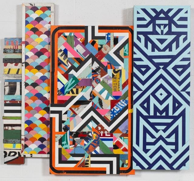 , '301 Petoskey,' 2013, Jonathan LeVine Projects