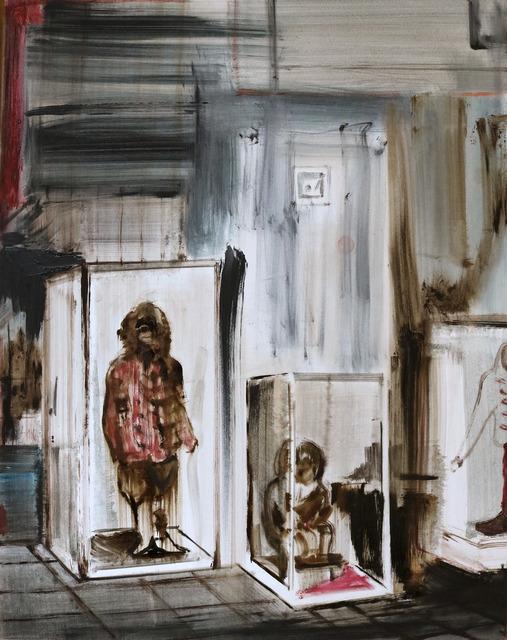 , 'Exponate,' 2018, Artscape