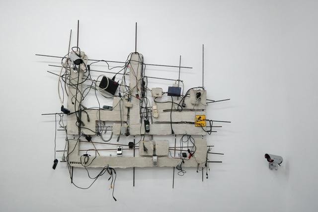 , 'Secret Service, Mukabarat,' 2015, Zilberman Gallery