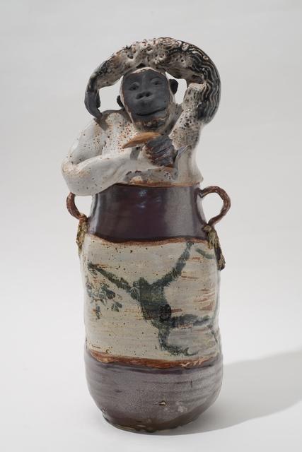 , 'Shino Orangutan,' , Carter Burden Gallery