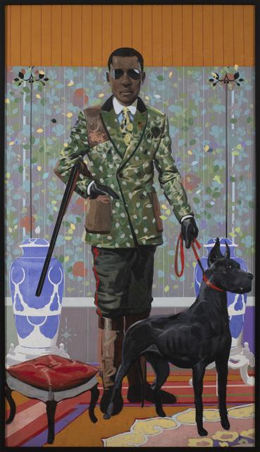Phillip Thomas, 'Hunt', 2019, RJD Gallery