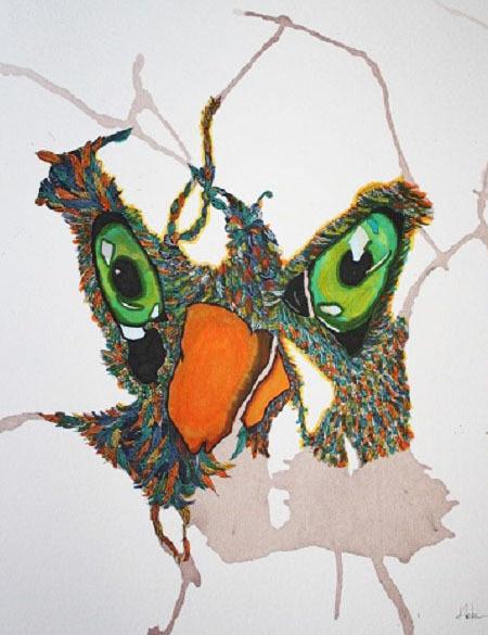, 'Birdman,' , Peninsula Gallery