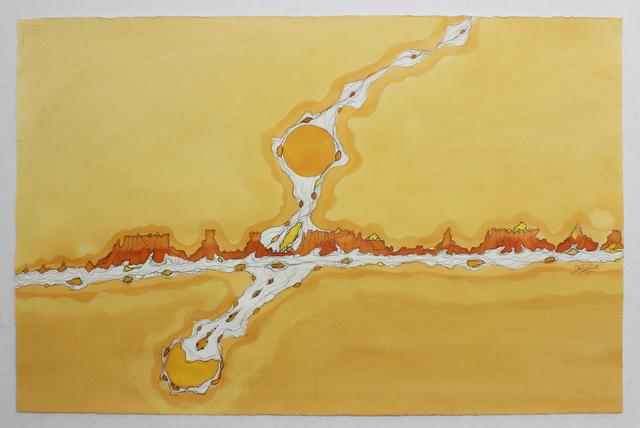 John De Puy, 'Monument Valley Utah', 2008, Addison Rowe Gallery