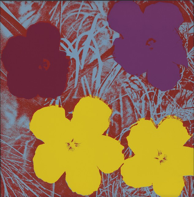 Andy Warhol, 'Flowers', 1970, Print, The complete set of ten screenprints in colors, on wove paper, Christie's