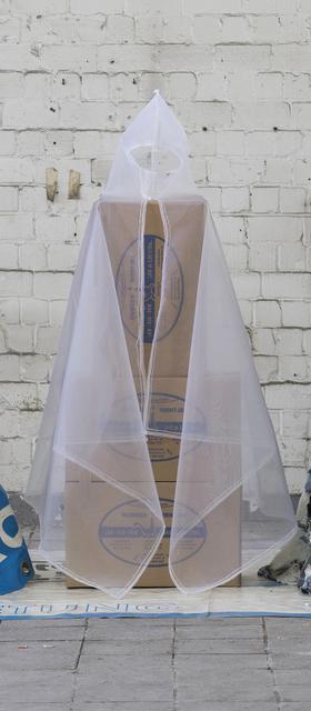, 'cloak (transparent),' 2018, Ruttkowski;68
