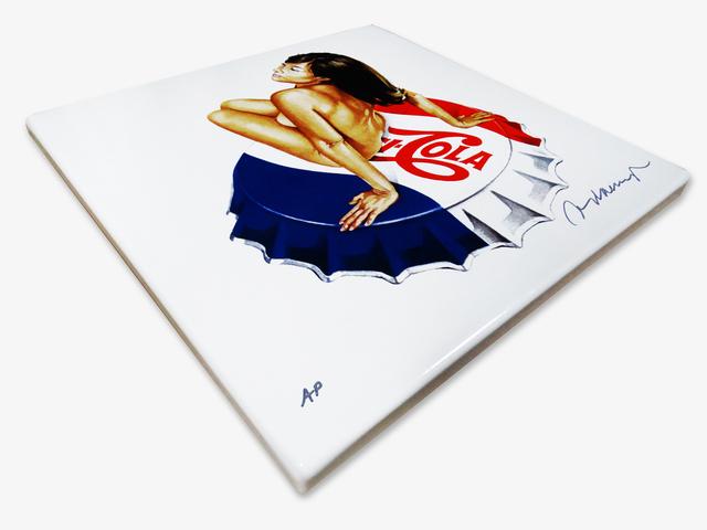 Mel Ramos, 'Pepsi-Cola', 2005, MLTPL