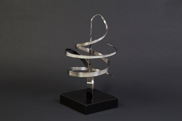Gary Traczyk, 'Orbit', 2016, Sculpture, Stainless steel kinetic sculpture, Avran Fine Art